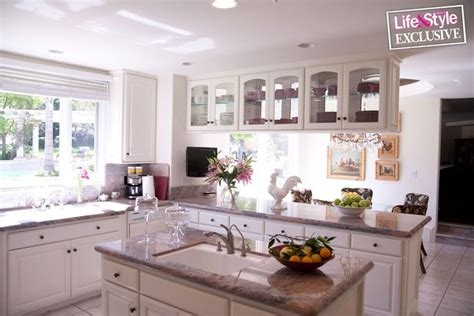 Jenner House Kitchen by Khloe Home Pics Search Renovation