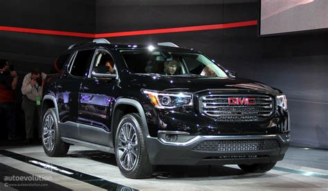 Acadia All Terrain 2017 by 2017 Gmc Acadia Uses Detroit For Downsizing Denali And