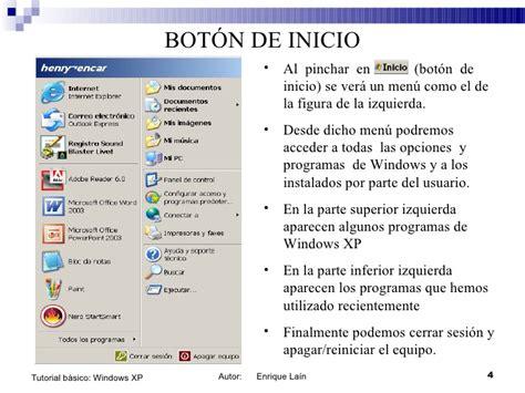 tutorial in xp tutorial windows xp i