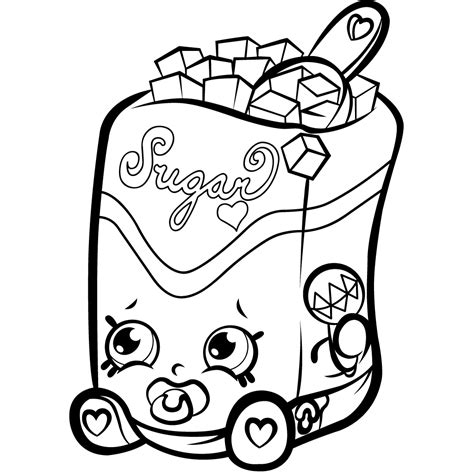 coloring pages for shopkins printable coloring pages gallery free coloring