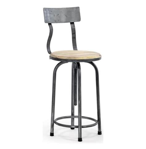 modern industrial bar stools danish industrial loft modern rustic swivel bar counter stool