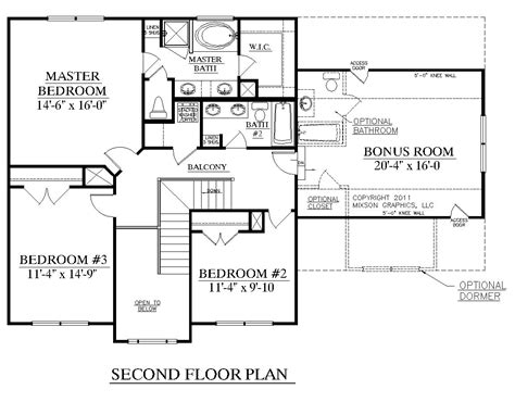 2nd floor house plan southern heritage home designs house plan 2168 a the