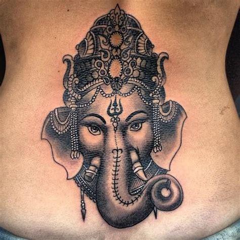 tattoo elefante ganesh significato tatuajes de elefantes religiosos buscar con google