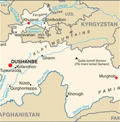 5 themes of geography afghanistan tajikistan latitude longitude absolute and relative