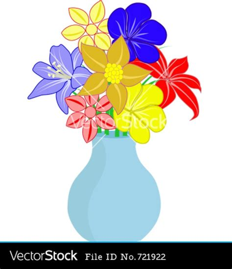 Flowers In A Vase Clipart by Flower Vase Clipart Many Interesting Cliparts