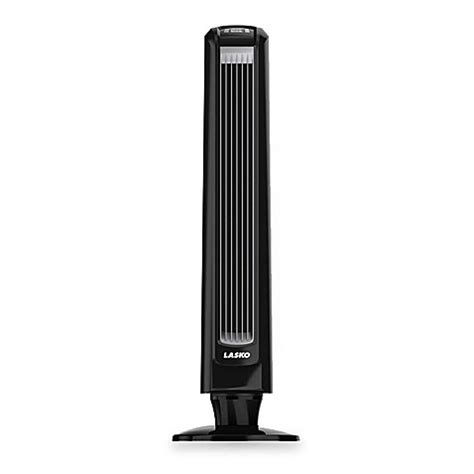 bed bath and beyond tower fan lasko 174 32 inch tower fan with remote