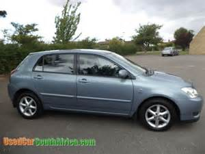 Used Cars For Sale In Nj Toyota 2005 Toyota Corolla Used Car For Sale In Pretoria Central