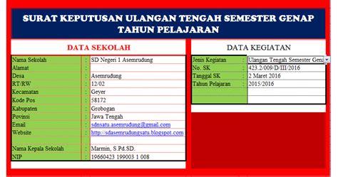 aplikasi cetak surat keputusan sk kegiatan sekolah 1