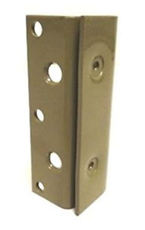 Bed Frame Bed Post Double Hook Slot Rails Bracket Ebay Hook Brackets For Bed Frame