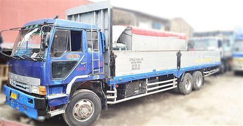 10 Wheeler Open Truck For Rent 10 wheeler drop side cartrex trucking
