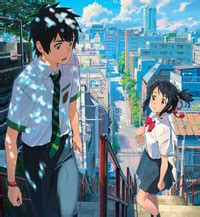 film anime buatan makoto shinkai crunchyroll framing makoto shinkai 15 years of anime