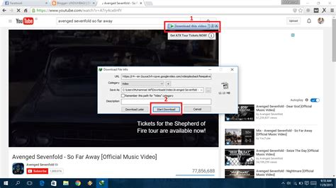 download youtube via idm unduhbagi download software gratis cara download video