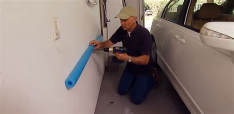 Diy Garage Hacks Today S Homeowner Garage Door Bumper Guard