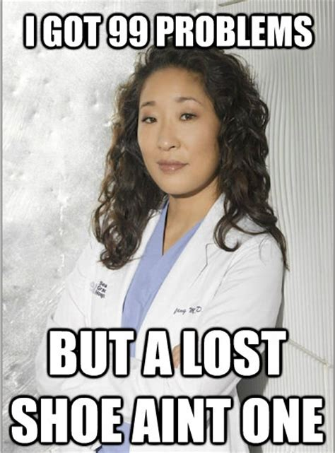 Christina Meme - grey s anatomy private practice memes