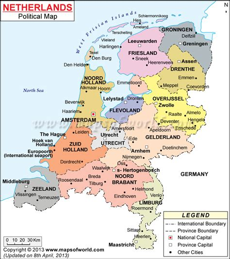 Search Netherlands Map Of Netherlands With Cities Search Maps