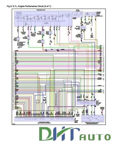 wiring diagram toyota tundra  engine wiring