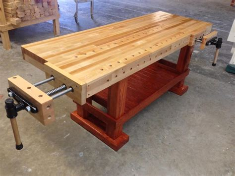woodworking shop benches american made woodworking bench very desirable and clean