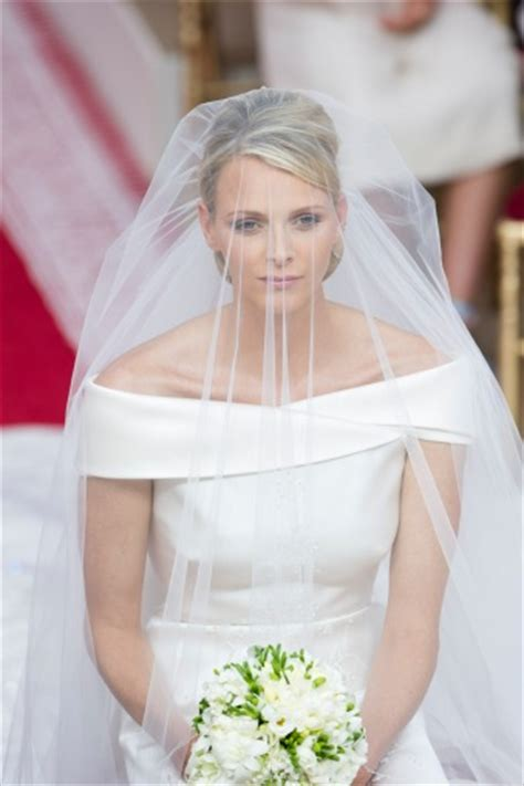 princess charlene wedding hair royal wedding perfection for princess charlene and prince