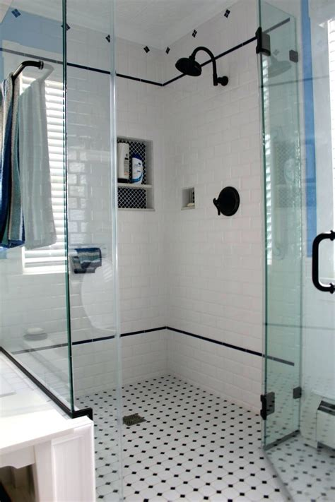 black and white subway tile bathroom ideas images tiles subway tile bathroom idea subway tile bathroom