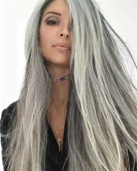womens 1904 hairstyles 1904 best gray hair images on pinterest going gray grey