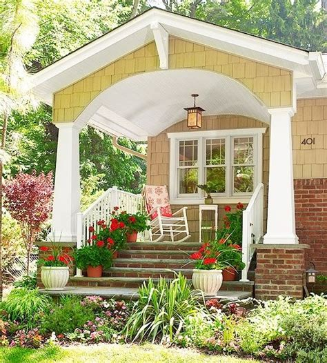 curb appeal for front porches - Curb Appeal Front Porch