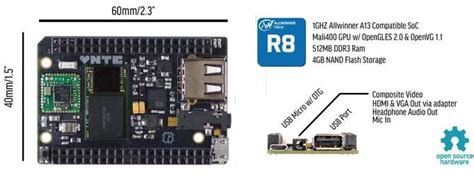 chip sbc 9 chip mini computer starts shipping liliputing