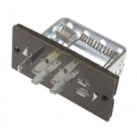 where is the heater blower resistor located on a corsa heater blower motor resistor new ebay