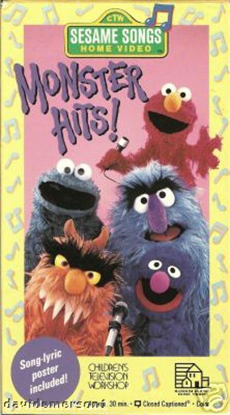 Image - Monster hits!.jpg - Muppet Wiki Sesame Street Monster Hits