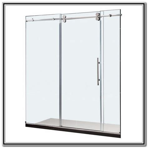 Shower Enclosures Lowes by 17 Best Ideas About Glass Shower Doors On