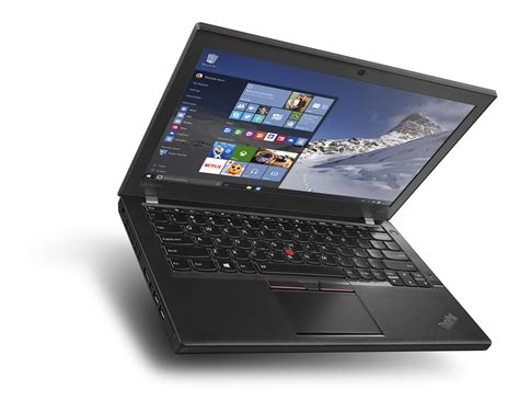 Laptop Lenovo Thinkpad X260 lenovo announces new thinkpads 13 x260 l460 and l560
