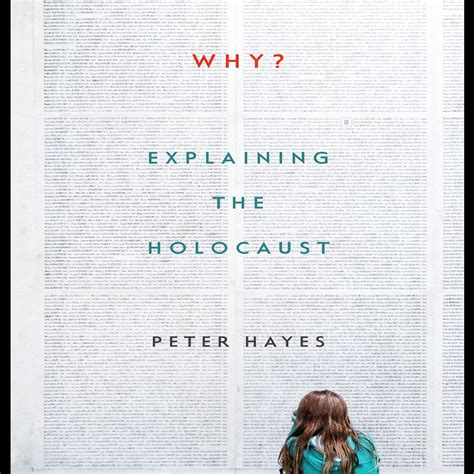 why explaining the holocaust books why audiobook by read by don hagen