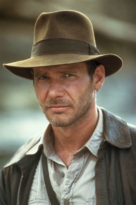Harrison Ford Is Indiana Jones by Rogues Brogues October 2014