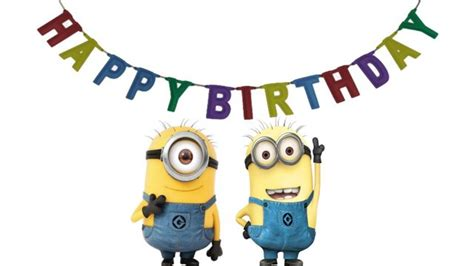 printable birthday cards minions happy birthday cards for free minions holidays and