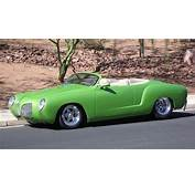 Tricked Out '68 Karmann Ghia Up For Sale  95 Octane
