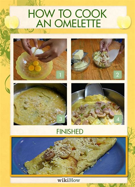 cook an omelette recipe omelettes how to cook and the o jays