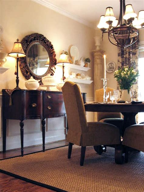 dining room buffet ideas budget friendly dining room updates hgtv