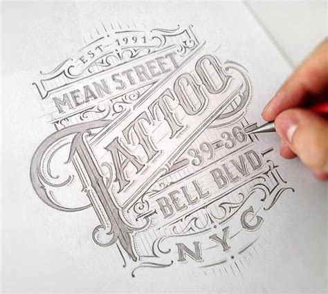 tattoo hand lettering beautiful hand lettering calligraphy street tattoo