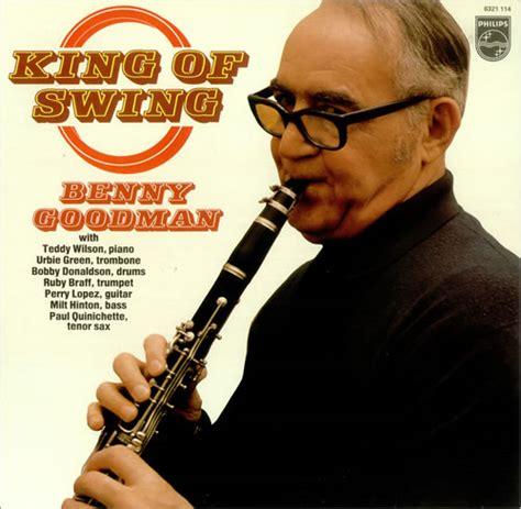 benny goodman king of swing benny goodman king of swing netherlands vinyl lp album lp