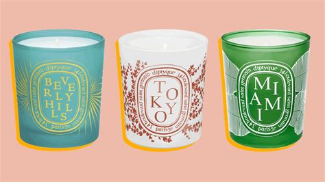 candele diptyque diptyque city candles are now available stylecaster