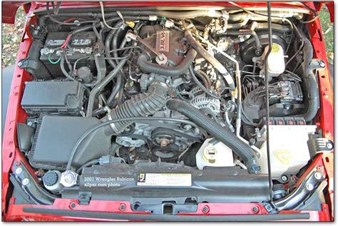Jeep 4 0 Engine Specs Jeep Wrangler 4 0 2004 Auto Images And Specification
