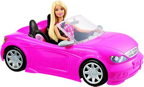 barbie convertible barbie convertible car doll playset gift to gadget