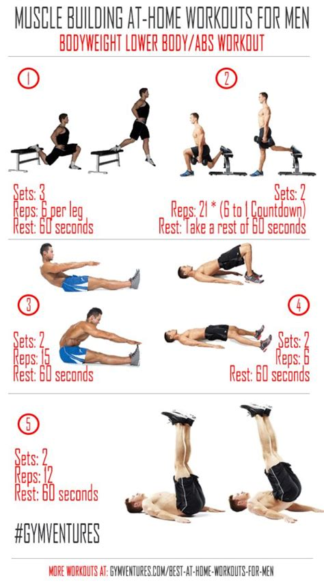 Lower Workout At Home With 14 Best Images About Awesome At Home Workouts On