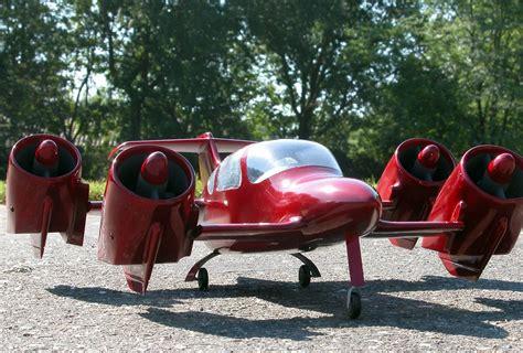Mohler Flying Car by Moller M400 Skycar The Destination
