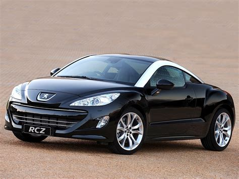 peugeot car one peugeot rcz specs 2009 2010 2011 2012 2013