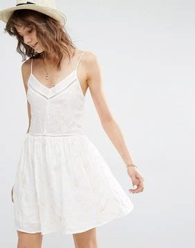 Dress Krem best sundresses popsugar fashion