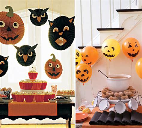decoraciones de halloween ideas para decorar la mesa en halloween