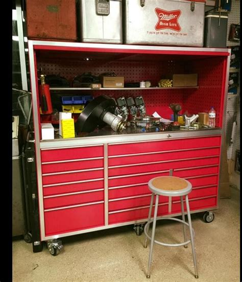 2016 New Design Professional Roller Largest Tool Cabinet