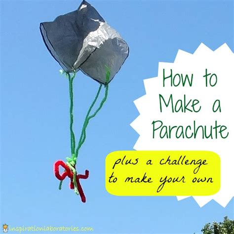 How To Make A Parachute With Tissue Paper - 39 best windy day images on