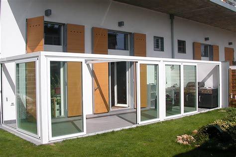verande rustiche verande in alluminio dm serramenti