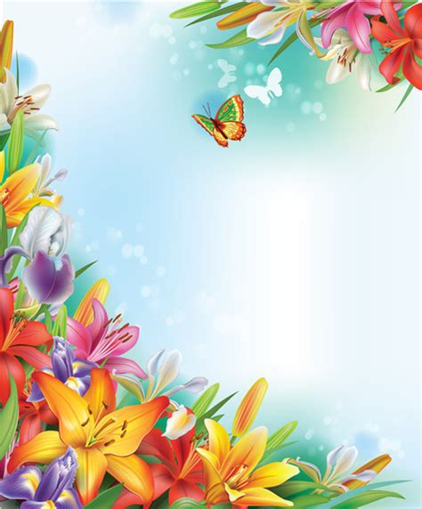 art background design lily free vector download 159 free vector for commercial